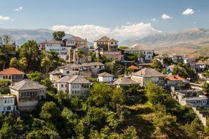 Bílaleiga Gjirokaster, Albanía
