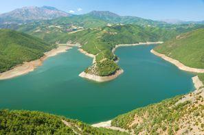 Bílaleiga Kukes, Albanía