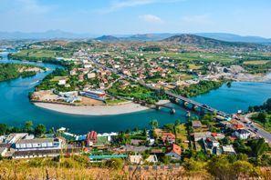 Bílaleiga Shkodra, Albanía