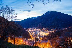 Bílaleiga Andorra La Vella, Andorra