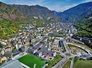 Bílaleiga Andorra