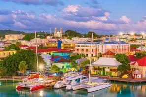 Bílaleiga St. Johns, Antigua