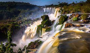 Bílaleiga Iguazu, Argentína