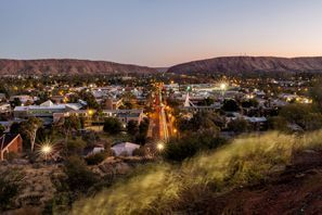 Bílaleiga Alice Springs, Ástralía