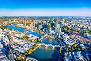 Bílaleiga Brisbane, Ástralía