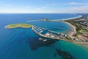 Bílaleiga Coffs Harbour, Ástralía