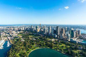 Bílaleiga Parramatta, Ástralía