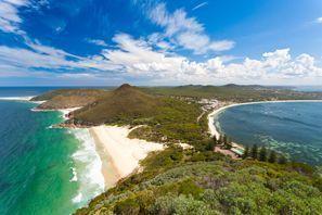 Bílaleiga Port Macquarie, Ástralía