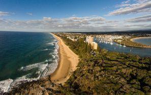 Bílaleiga Sunshine Coast, Ástralía