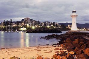 Bílaleiga Wollongong, Ástralía