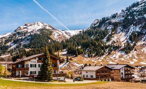 Bílaleiga Lech Am Arlberg, Austurríki