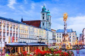 Bílaleiga Linz, Austurríki