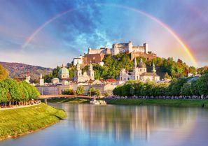 Bílaleiga Salzburg, Austurríki