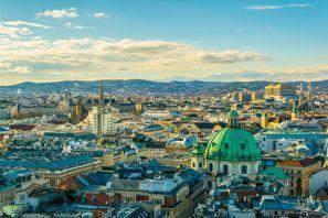 Bílaleiga Vienna, Austurríki