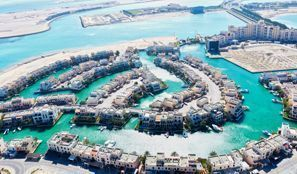 Bílaleiga Amwaj Island, Bahrein