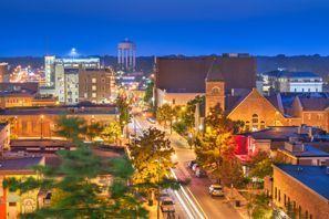 Bílaleiga Columbia, MO, Bandaríkin