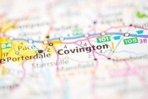 Bílaleiga Covington, GA, Bandaríkin