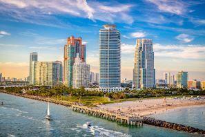 Bílaleiga Miami, Bandaríkin