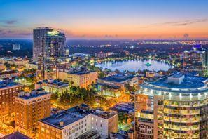 Bílaleiga Orlando, Bandaríkin