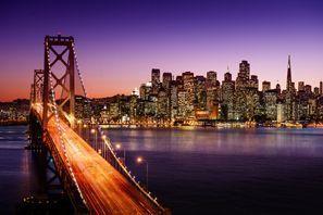Bílaleiga San Francisco, Bandaríkin