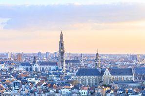 Bílaleiga Antwerp, Belgía
