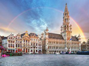 Bílaleiga Brussels, Belgía