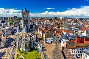 Bílaleiga Ghent, Belgía
