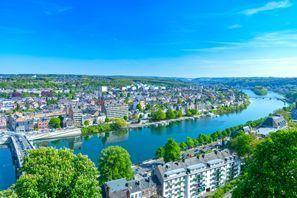 Bílaleiga Namur, Belgía