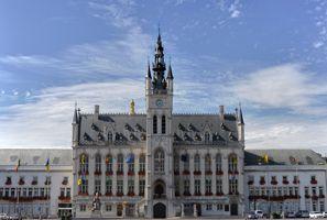 Bílaleiga Sint-Niklaas, Belgía