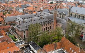 Bílaleiga Tournai, Belgía