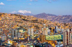 Bílaleiga La Paz, Bólivía