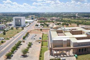 Bílaleiga Gaborone, Botswana