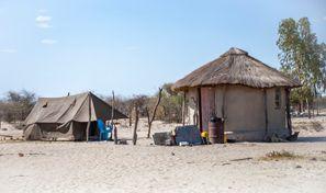 Bílaleiga Maun, Botswana