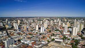 Bílaleiga Aracatuba, Brasílía