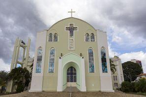 Bílaleiga Araguari, Brasílía