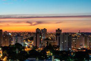 Bílaleiga Bauru, Brasílía