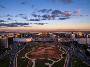 Bílaleiga Brasilia, Brasílía