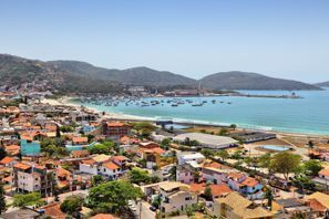 Bílaleiga Cabo Frio, Brasílía