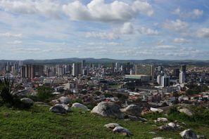 Bílaleiga Caruaru, Brasílía