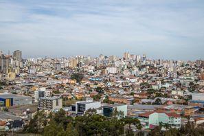 Bílaleiga Caxias Do Sul, Brasílía