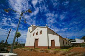 Bílaleiga Cuiaba, Brasílía