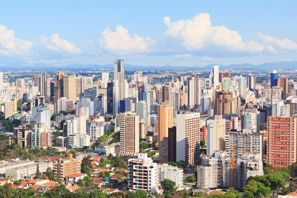 Bílaleiga Curitiba, Brasílía
