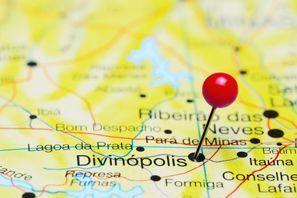 Bílaleiga Divinopolis, Brasílía