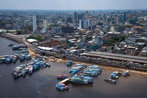 Bílaleiga Manaus, Brasílía