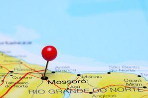 Bílaleiga Mossoro, Brasílía