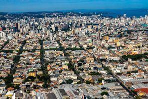 Bílaleiga Osvaldo Aranha, Brasílía
