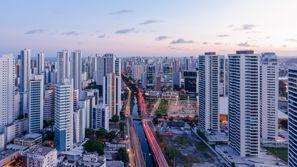Bílaleiga Recife, Brasílía