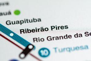 Bílaleiga Ribeirao Pires, Brasílía