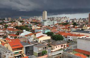 Bílaleiga Sao Caetano do Sul, Brasílía
