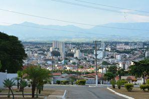 Bílaleiga Taubate, Brasílía